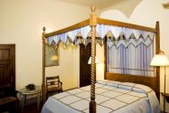 B&B rooms at Corte di Valle